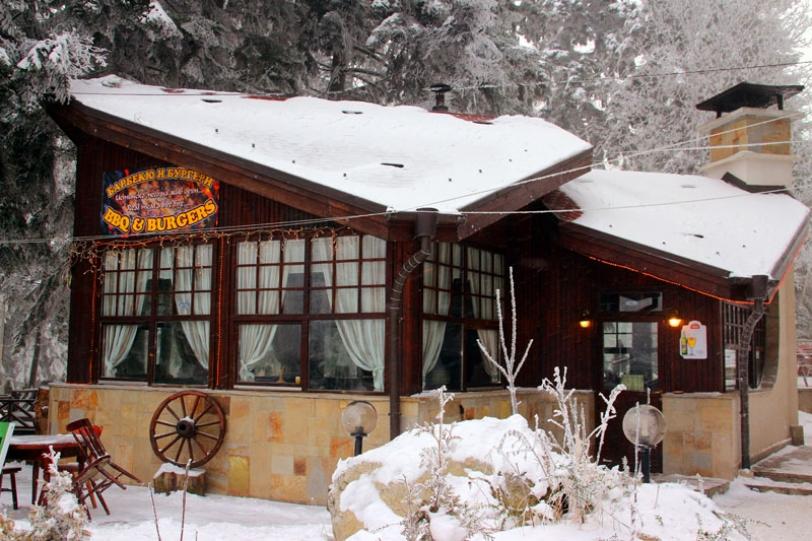 Барбекю ресторант Флора