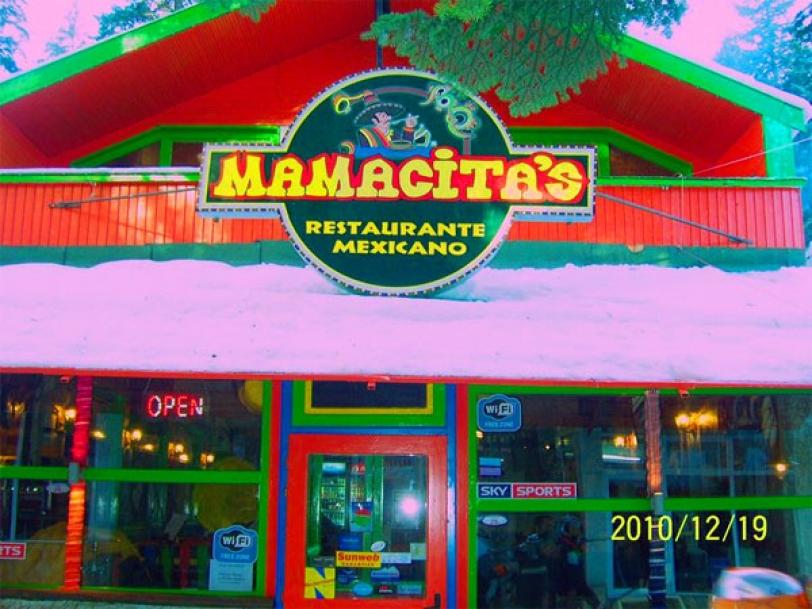Мексиканский ресторан Мамаcita's - Боровец