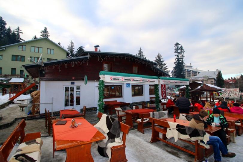 Ресторант Кристал Боровец