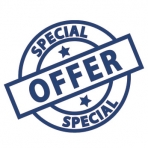 Special offers and promotions